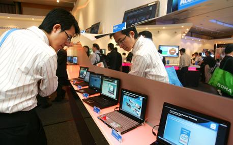 IDC: מצב שוק ה-PC טוב משהוערך