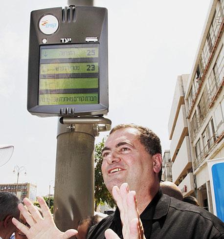 שר התחבורה ישראל כץ. כבישים ומסילות לאורכה ולרוחבה של המדינה