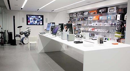 חנות איי דיגיטל בדיזנגוף סנטר בתל אביב