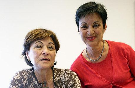 עליזה יפו ומרים דורון