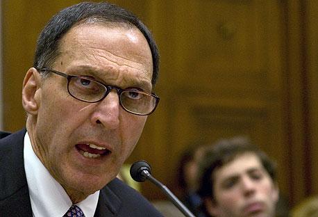 """ריצ'ארד פולד. מנכ""""ל ליהמן ברדרס, הבנק שקרס ב-2008"""