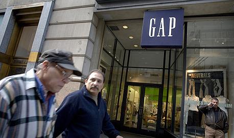 ברקליס קפיטל מורידים את מחיר היעד של GAP ב-20%