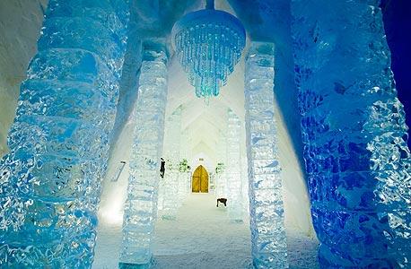 במקום מלון קרח, יוכלו לבנות מלון ממלח?, באדיבות Xdachez.com