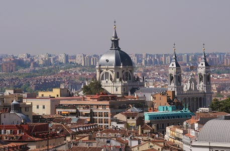 מדריד מציגה: אולימפיאדת הצנע