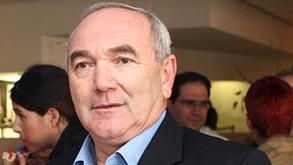 """ברטפלד. """"ספונסרשיפ צריך לקדם את החברה ולא בטוח שנתינת חסות לכדורגל הישראלי תקדם את דלק"""""""
