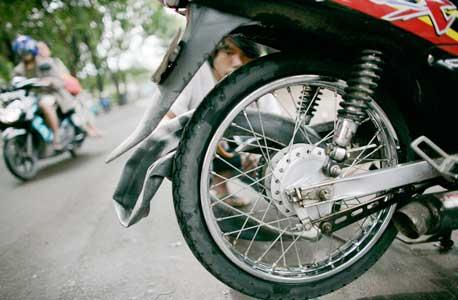 חוזה אספקת האופנועים צפוי להיות לשלוש שנים