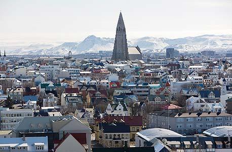 ריקאוויק. במשך 1,100 שנה אכלסו האיסלנדים את האי המרוחק שלהם בלי להתערבב באנשים מבחוץ