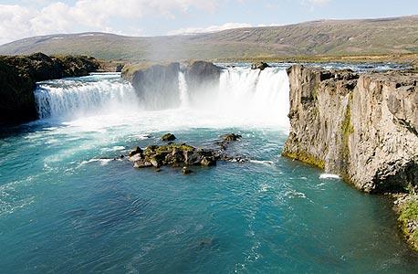 מפלים באיסלנד