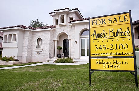"""בית למכירה בארה""""ב במשבר הכלכלי"""