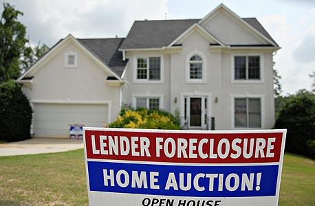 """ארה""""ב: 1.25 מיליון בתים מעוקלים בדרך לשוק הנדל""""ן"""