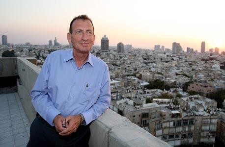 רון חולדאי, ראש עיריית תל אביב. חיפש פשרה כבר לפני עשר שנים