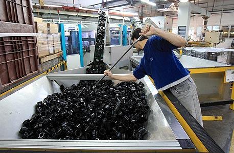 מפעל פלסאון, צילום: ערן יופי כהן
