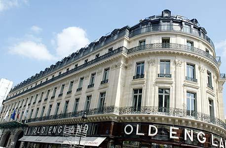 מלון אינטרקונטיננטל  בפריז