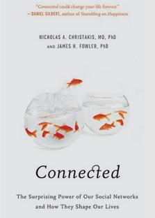 עטיפת הספר connected