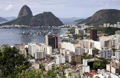 מקום 28. ריו דב ז'ינרו, ברזיל, צילום: בלומברג