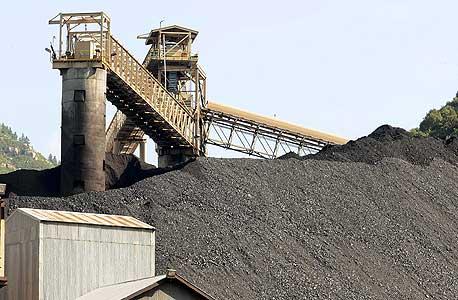 פחם (ארכיון), צילום: בלומברג