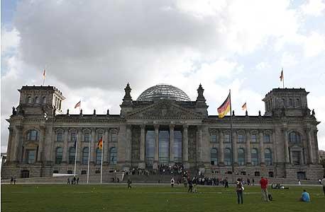 בניין הרייכסטאג בבברלין, מושבו של הפרלמנט