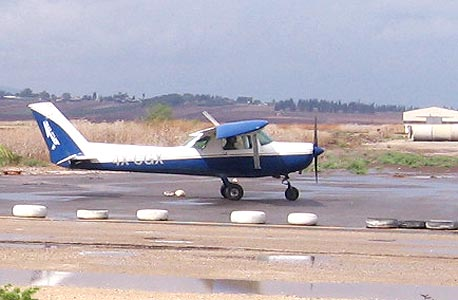 """ביה""""ס לטיסה במגידו"""