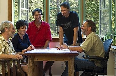 5 מתוך 17 הבעלים של חברת South Mountain