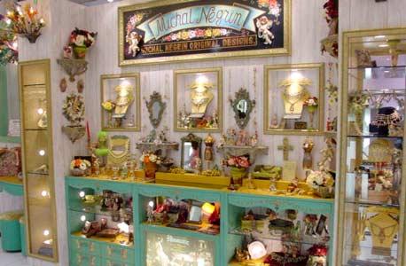 חנות תכשיטים של מיכל נגרין, צילום: נובוקו רון