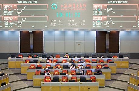 הבורסה בשנגחאי