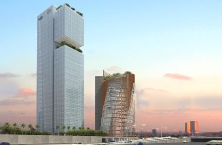 """מנכ""""ל ויתניה: לא נתחיל בבניית מגדל המשרדים עד שלפחות מחציתו יושכר"""