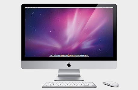 מחשב מק של אפל. החזון המקורי של ג'ובס היה שמערכת ההפעלה של אייפון תהיה מעין גרסה מוקטנת של OS X, אבל זה לא היה יפה