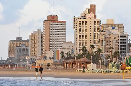 תל אביב. השכירות בעיר זינקה ב-8% בשנה החולפת