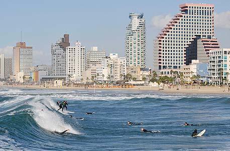 תל אביב עלתה השנה שני מקומות בדירוג למקום 33