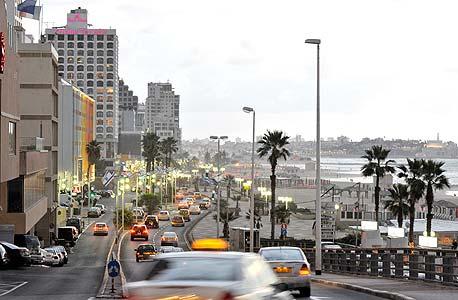 טיילת הרברט סמואל בתל אביב, צילום: בלומברג