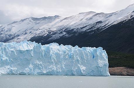 הקרחונים נמסים, צילום: בלומברג