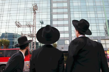 Haredim (illustration). Photo: Shaul Golan