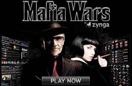 "Mafia Wars. ""הסנדק של פייסבוק"". 26 מיליון שחקנים"