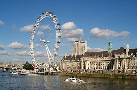 מקום שני, לונדון, צילום: shutterstock