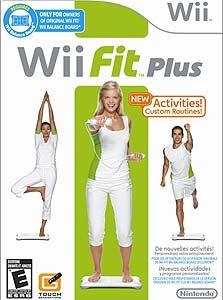 Wii Fit Plus. מחיר: 850 שקל (כולל המשטח)