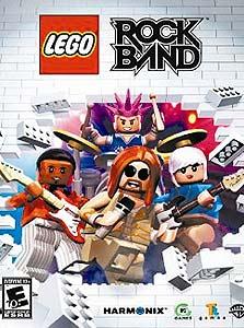 Lego Rock Band. מחיר: 390-300 שקל