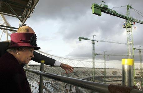 """העלות של אולימפיאדת לונדון 2012: 12 מיליארד ליש""""ט"""