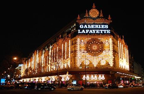 גלרי לה פאייט בפאריז. הסוחרים טוענים שהדימוי של העיר ייפגע, צילום: בלומברג