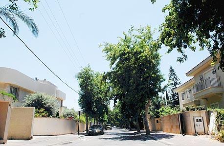 רחוב ברמת השרון