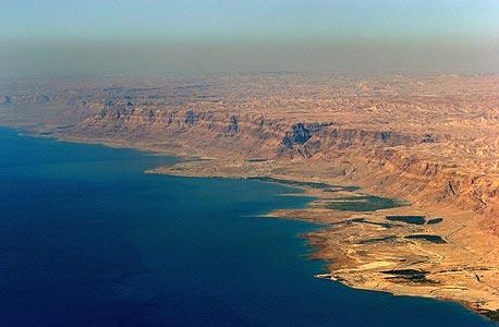 ים המלח. עלות חלופת הקציר - 7 מיליארד שקל