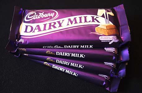 שוקולד קדבורי, צילום: בלומברג