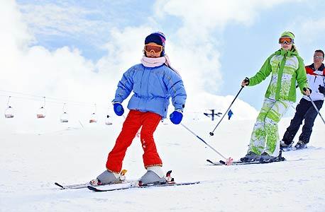 חופשת סקי באירופה. צרפת, שוויץ, איטליה וספרד מומלצות במיוחד, צילום: shutterstock
