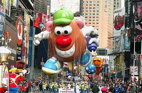 מצעד חג ההודיה, צילום: MCT