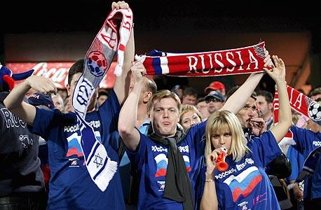ליגת העל הרוסית מכרה זכויות השידור ב-60 מיליון דולר
