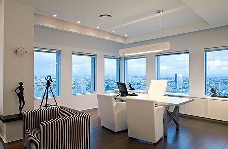 משרדי החברה לפיתוח, מרכז עזריאלי, תל אביב