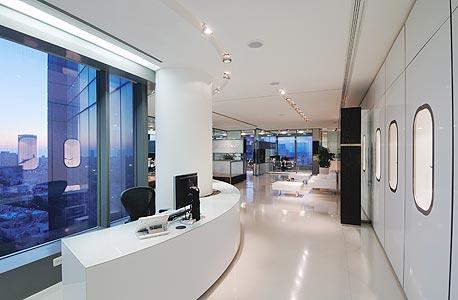 משרדי בואינג ישראל, מגדל המוזיאון, תל אביב