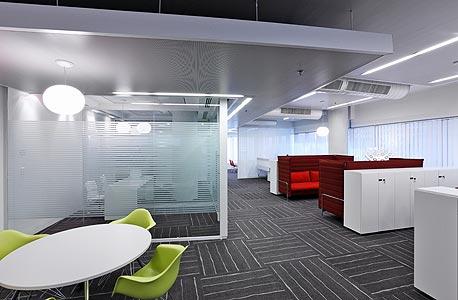 משרדי UBS, רחוב שנקר, הרצליה פיתוח