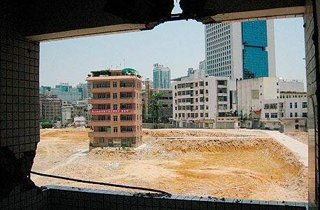 בית מסמר בעיר צ'ונגצ'ינג