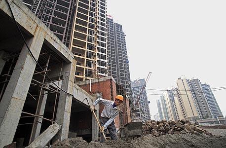 אתר בנייה בסין