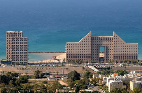 מלון לאונרדו בחוף הכרמל
